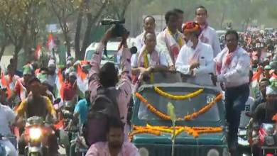 "Assam Assembly Election- Congress Launches ""5-guarantee"" Yatra"