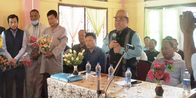 Mizoram: Exodus from BJP to MNF continues in CADC