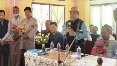 Mizoram:Exodus from BJP to MNF continues in CADC