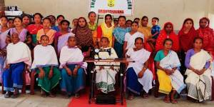 Assam:Indian Army distributed 30 sewing machine to poor women of remote villages