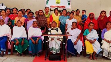 Assam: Indian Army distributed 30 sewing machine to poor women of remote villages