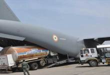 Indian Air Force continues its efforts towards COVID 19 relief