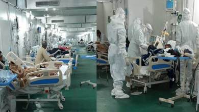 AFMS deploys additional health professionals at SVP COVID hospital in Delhi to fight current spike in COVID-19 cases