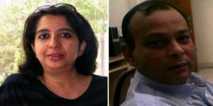 Assamese Journalist couple Kalyan Baruah, Nilakshi Bhattacharya succumb to Covid