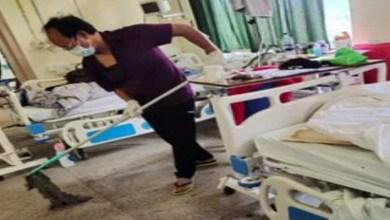 Mizoram Minister Undergoing Covid-19 Treatment Lauded for Mopping Hospital Floor