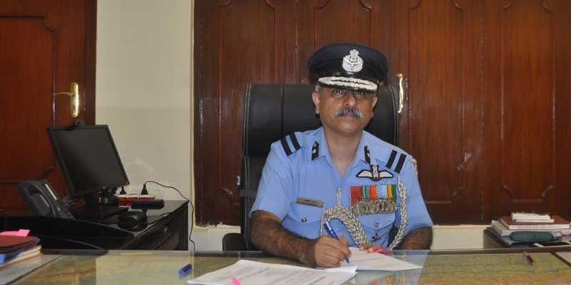 Assam: Change of Command at Air Force Station Guwahati