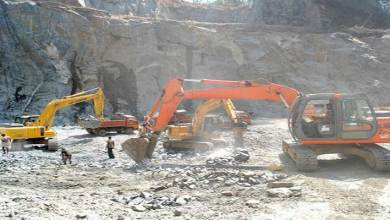 NGT imposed fine of over Rs.150 Crores as environmental compensation to133 stone quarry operating in Meghalaya