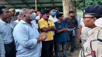 Assam-Mizoram border violence: Minister Suklabaidya visits Lailapur to take stock of situation
