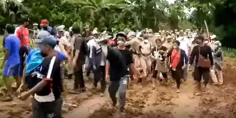 Fresh trouble on Assam-Mizoram Border