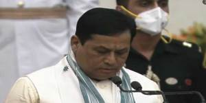 PM Modi Cabinet Expansion: Former Assam CM Sarbananda Sonowal takes oath as Union minister