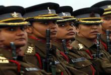 Indian Army grants time scale colonel rank to five women officers