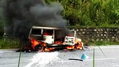 Meghalaya: Son of former CM and Assistant Professor dead as Car catches fire