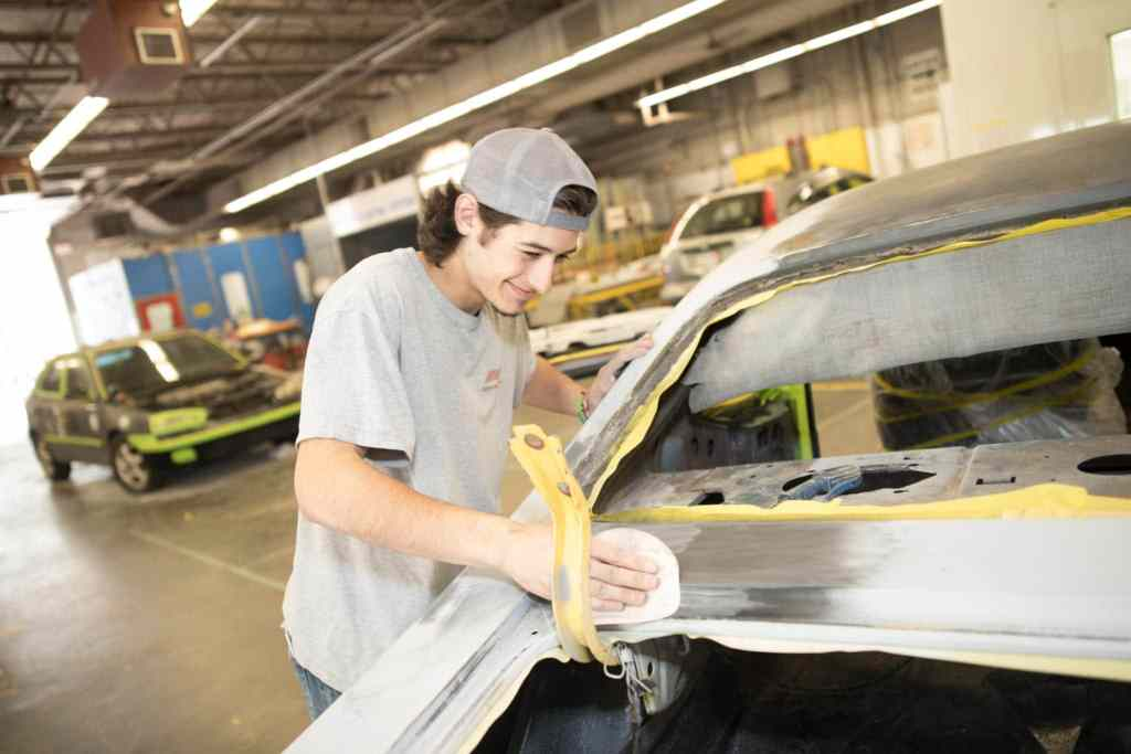 Automotive Collision Repair Refinishing Northeast Metropolitan
