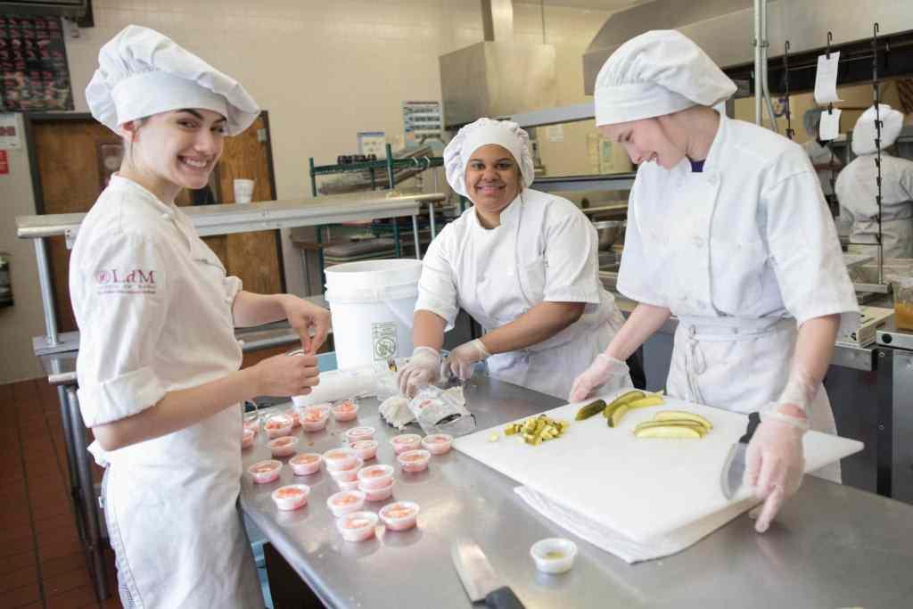 Culinary Arts Northeast Metropolitan Regional Vocational High School
