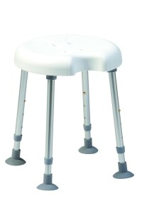 Delphi Shower Stool Without Recess