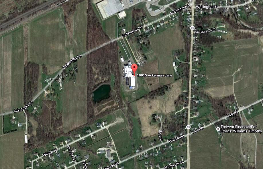 Ackerman Lane Cogeneration Facility Operating Permit to be Reissued
