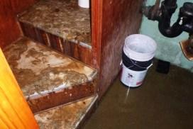 sewage-floor