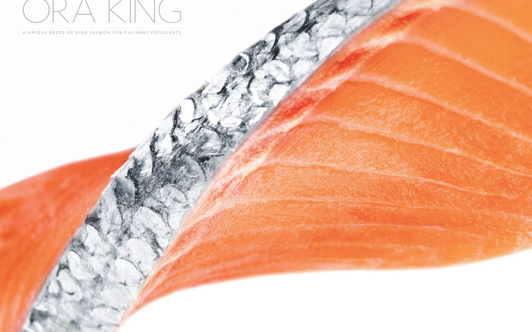 "Ora King Salmon ""best choice"" MBA"