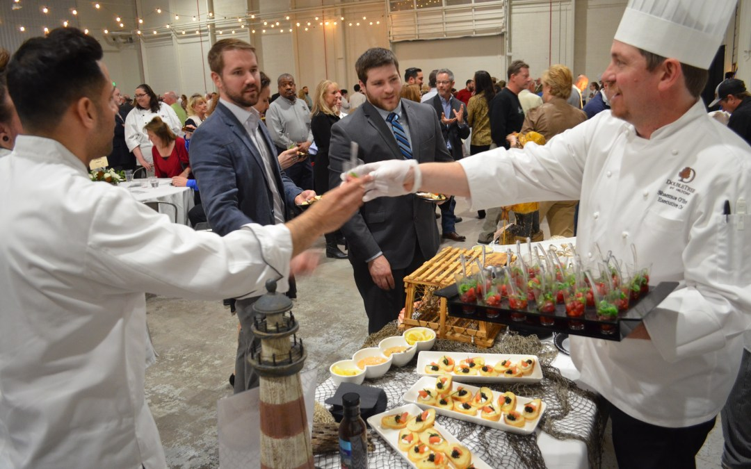 ACF Colorado Chef Association President's Award Dinner at Stanley Marketplace