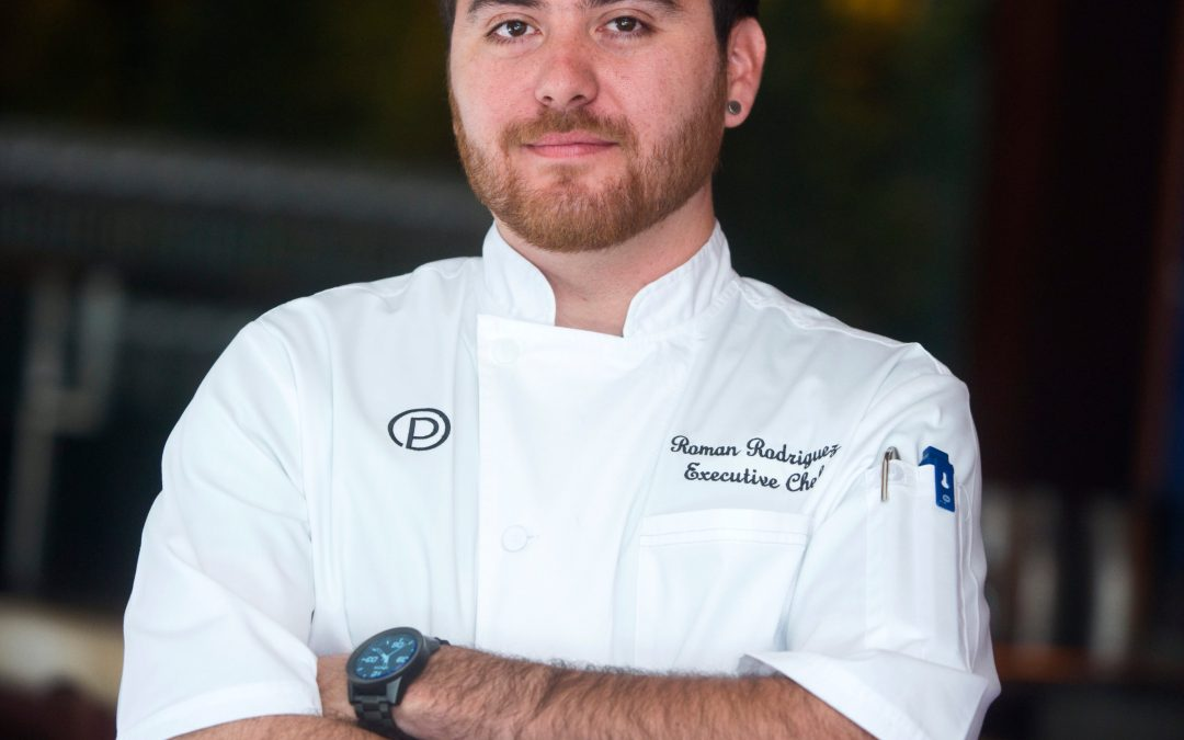 Featured Chef Roman Rodriguez