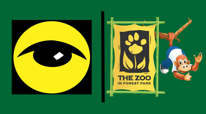 Donation to the Zoo in Forest Park from Northeast Security Solutions