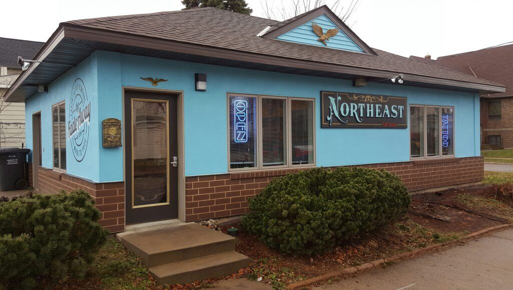 Northeast Tattoo and Fade Away Laser Building Exterior