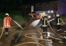 Unwetter: Northeim blieb weitestgehend verschont, Einbeck und Bad Gandersheim nicht