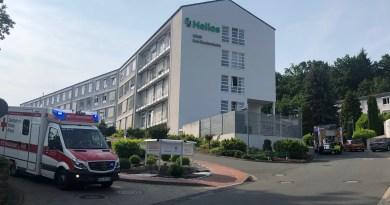 Gasgeruch sorgt für Großeinsatz in Bad Gandersheim