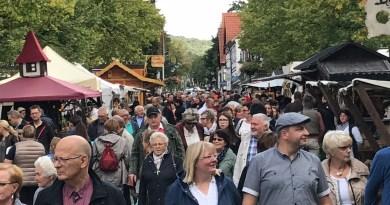 Zwei Tage Klostermarkt in Northeim