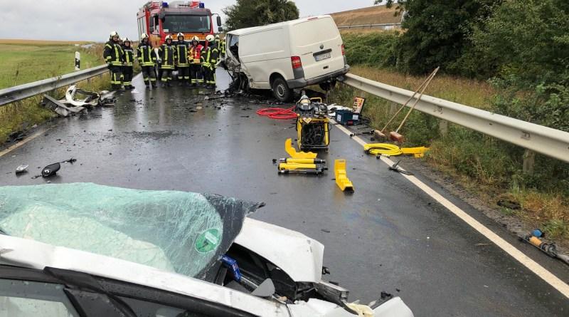 Fahrer stirbt bei Unfall zwischen Höckelheim und Hollenstedt