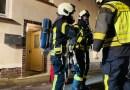 Am Galgenberg: Feuerwehr retten Mann aus verqualmtem Haus