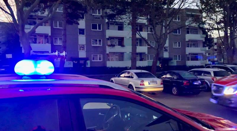 Feuerwehr Northeim war schon unterwegs: Bewohner löscht Feuer selbst