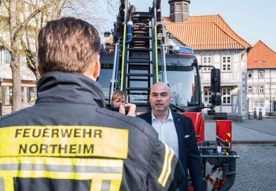 Zufriedenheits-Analyse sorgt für Frust bei der Northeimer Feuerwehr