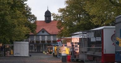 """Kein Markt am """"Tag der Deutschen Einheit"""""""