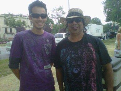 w/Billy Joe Green (No Stone Unturned 2011)