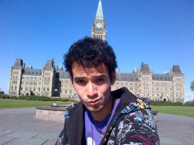 MC does Parliament Hill - Summer 2012