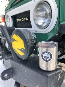 North End Off Road Decal