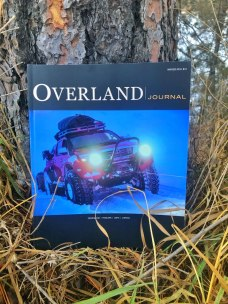 Overland Journal in the wild