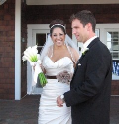 northern michigan weddings ceremony