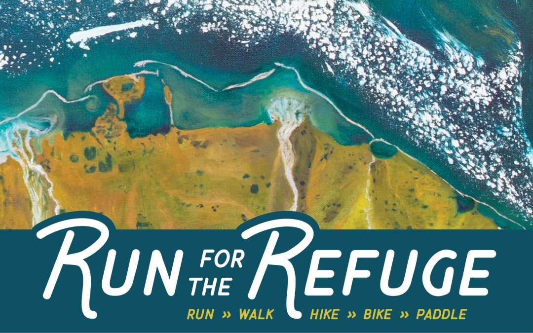Running for the Refuge around Alaska, and the world