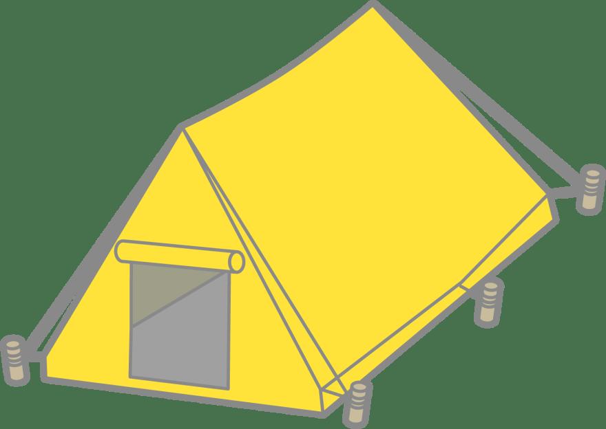登山テント