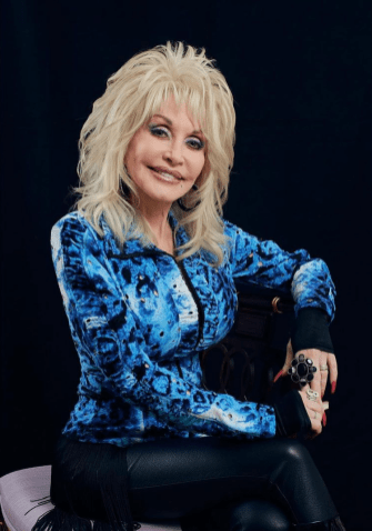 Dolly Parton copyright Amit Lennon