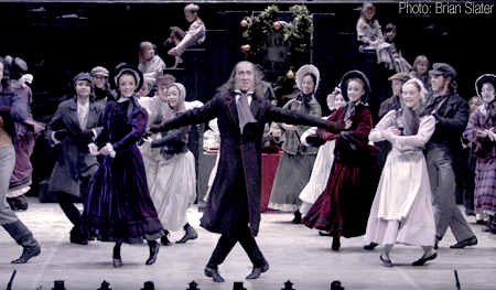 The Parade of Plenty (Northern Ballet Theatre Photo by Brian Slater)