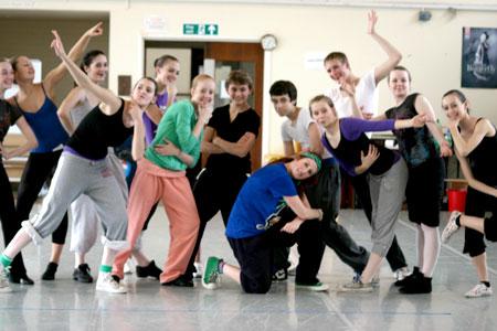 Professional Division Students (Photo: Hannah Kirkpatrick)