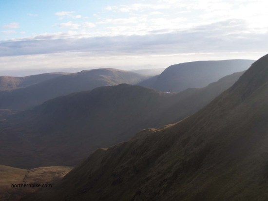 view from kidsty pike