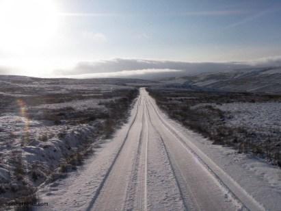 tan hill to keld road