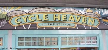 York - cycle heaven bike shop