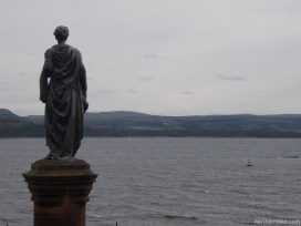 Highland Mary, Dunoon