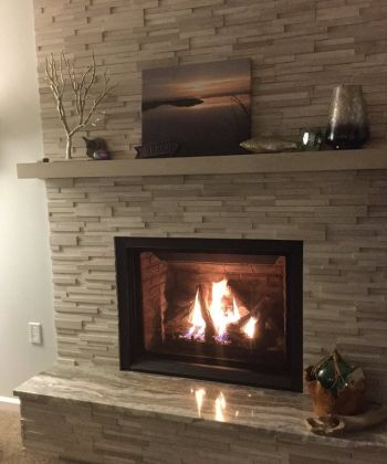 Gas Fireplaces Insert