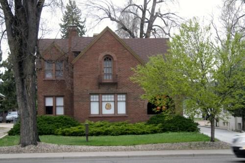 1413 S. College was built in 1926 by professor Emil Sandsten.